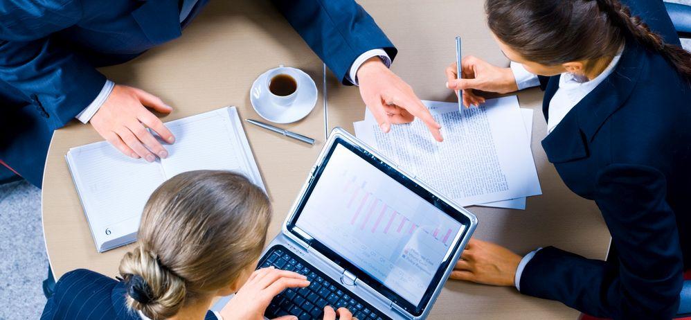 Office-Teamwork